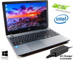 15.6'' Acer Aspire E15/Intel 1.83GHz Quad-core/4GB DDR3/320 GB
