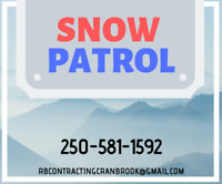 Snow Patrol - Snow and Ice Removal Services in Cranbrook