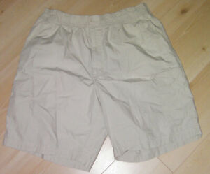 Men's shorts (size 34)
