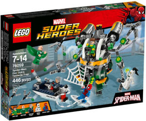 LEGO Marvel Super Heroes Spider-Man Doc Ock's Tentacle Trap