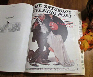 Norman Rockwell and the Saturday Evening Post 1916-1928 Kitchener / Waterloo Kitchener Area image 3