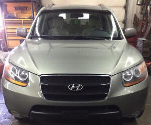 2008 Hyundai Sante Fe V6 AWD 3.3 L 172000KM