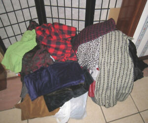 Large Lot of Women's clothes, S-M size, 80+ good things