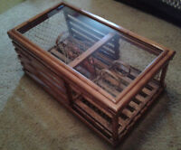 Coffee table lobster trap style for sale - Grande-Anse, NB