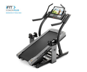 Nordictrack X22i Incline Trainer / brand new SAVE 2000$!