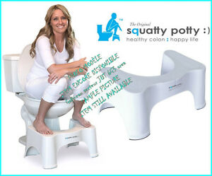 SQUATTY POTTY ORIGINAL 9 POUCES : $15.