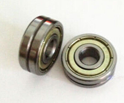 10pcs 8mm 628vv 8248 V Groove Sealed Ball Bearings 0.315 Inch Vgroove Bearing