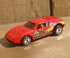 VINTAGE 1987's AMC AMX/2 ROAD TORCH HOT WHEELS CAR