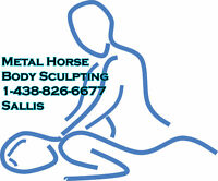 Energetic spinal/limb sculpting and posture care - pay after
