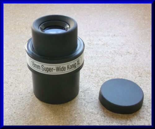 2 inch 18mm Super-Wide Konig XL Eyepiece 65 degree