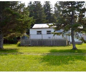 Ocean Front Cottage For Sale