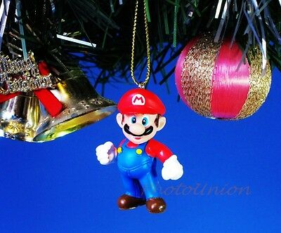 Super Mario Brothers Dekorationen (CHRISTBAUMSCHMUCK Decoration Home Decor NINTENDO SUPER MARIO BROS BROTHERS *R124)