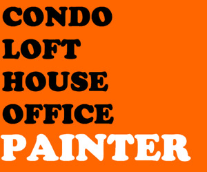 *DEALS! Condo/House Painting! Reliable! AVAIL ASAP! $99/ROOM✔️✔️