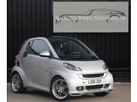 Smart ForTwo 1.0 BRABUS Xclusive **Just 5k miles from new*