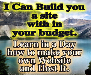 Web Builder - Build For You or Teach How