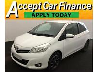 Toyota Yaris 1.0 VVT-i ( 69bhp ) 2012MY Edition