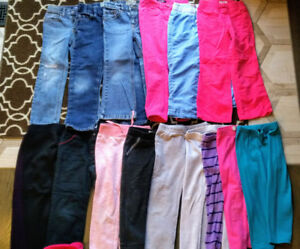 Pants for Girls - Size 5