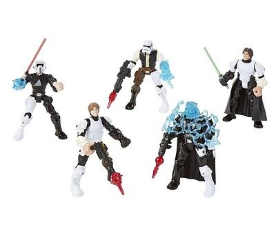 "Jouet Star Wars ""Hero Mashers"" - Multi-pack 5 personnages - Hasbro"