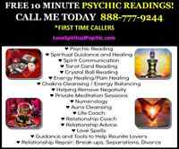 FREE 10 Minute Reading Call 888-777-9244*First Time Callers