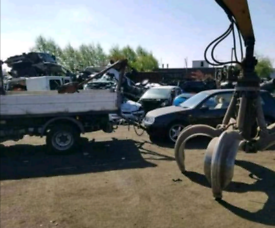 Scrap cars Van's wanted top prices paid