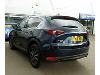 2018 Mazda Cx 5 2.2id Sport Nav Awd Auto 5 door Estate