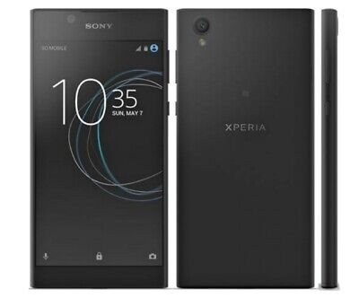 Sony Xperia L1 G3311 16GB 13MP Android Camera Mobile Black Unlocked Phone Only