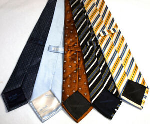 ae47b0538af7 LUX Neckties NEW!  5 to  25 - Armani