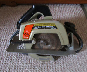 Power Saw, Used Building Home, House, Garage