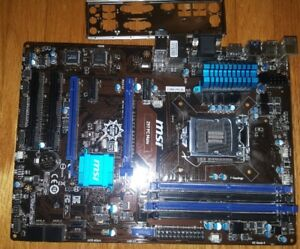 MSI Z97 PC Mate, Asus Z97-A LGA 1150 Motherboard with warranty