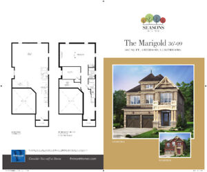 Brand new detached home for assignment sale