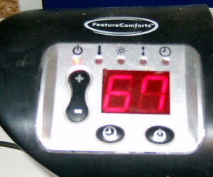 ELECTRIC 1500 WATT BASEBOARD PORTABLE HEATER Windsor Region Ontario image 3