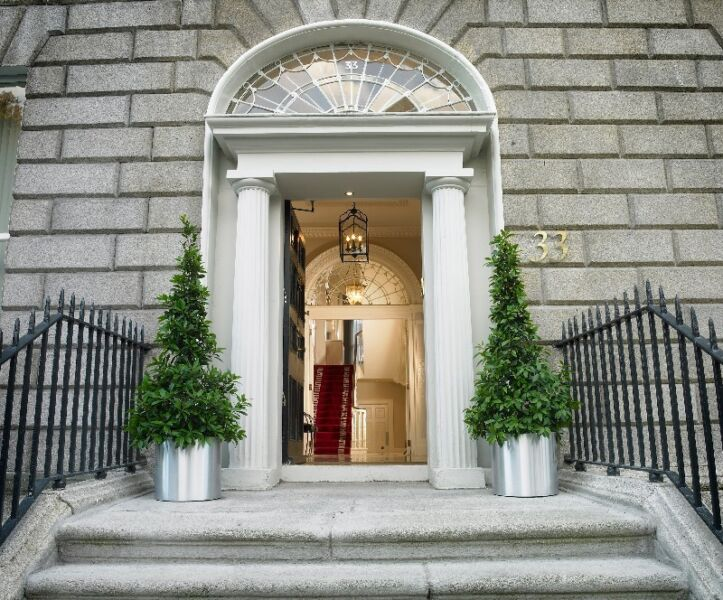 Fitzwilliam Square, Dublin 2, Exceptional office space available