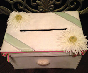 MONEY/ CARD BOX GREAT FOR WEDDINGS OR SHOWERS