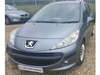 Peugeot 207 1.4. GUARANTEED FINANCE payment between £20-£40 PW