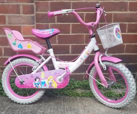 """Kids bike 14"""" wheels"""