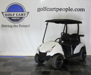 2017 ChampRoy Cadillac Club Car EFI Golf Cart