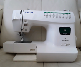 SEWING, EMBROIDERY MACHINE, BROTHER STAR 130E
