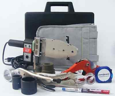 NEW Pipefuser Socket Fusion Residential Tool Kit - TK210