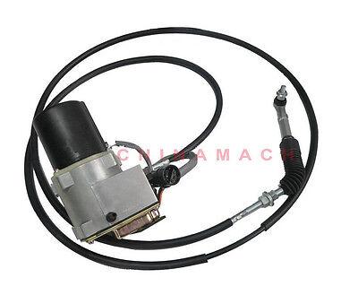 Single Cable Throttle Motor 105-0092 1050092 For Caterpillar Cat E320 Excavator