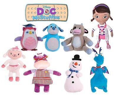 New Official 12 Quot Doc Mcstuffins Plush Soft Toys Hallie