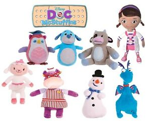NEW-OFFICIAL-12-DOC-MCSTUFFINS-PLUSH-SOFT-TOYS-HALLIE-LAMBIE-STUFFY-CHILLY-DOC