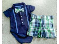 Baby boy clothes 3 to 6 month Andy and Evan