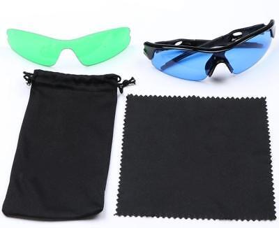Indoor Hydroponics Grow Light Room Glasses Goggles Anti UV f