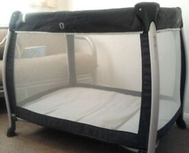 Mamas and papas sleep travel cot
