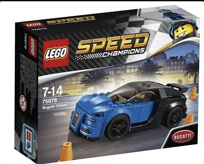 LEGO Speed Champions 75878 Bugatti Chiron Brand New In Sealed Box