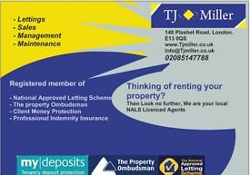 Properties urgently required in London