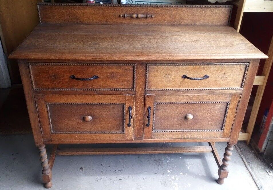 Solid Wood Sideboard in Hindley, Manchester Gumtree