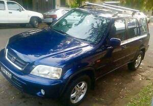 4x4 Honda CR-V Sport with full camping / backpacking gear inc. Sydney City Inner Sydney Preview