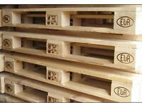 wanted euro pallets