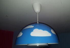 Boys Blue Lamp